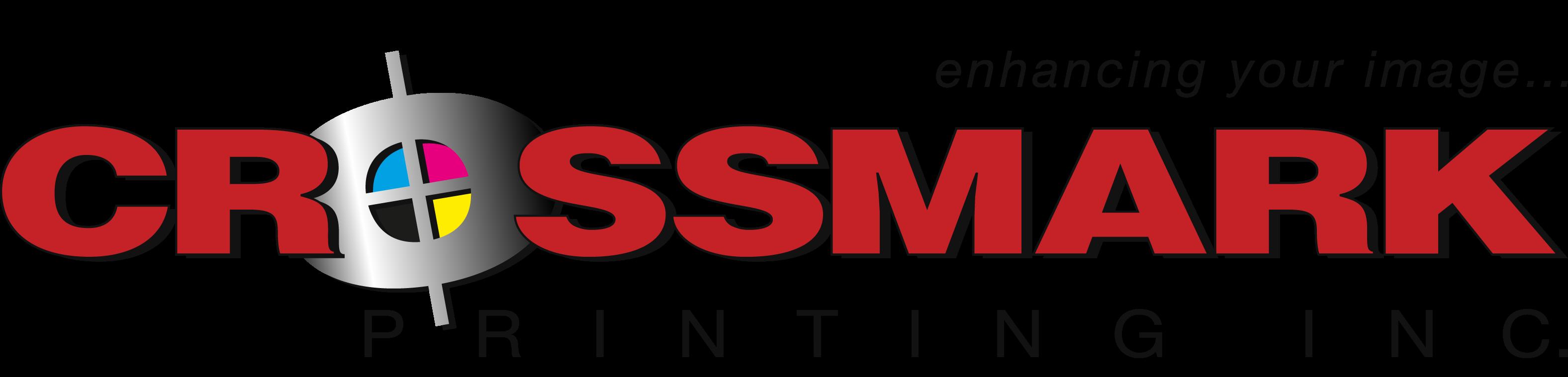 Crossmark Printing logo